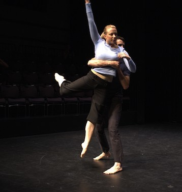 Duet with Jessica Post Premieres at Detroit Dance City Festival – August 2014